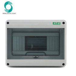 Ht-8 MCB Módulo cubierta de la superficie de la caja eléctrica y distribución de energía de verificación