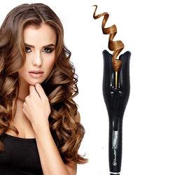 Heet verkoop Professionele Automatische LCD toenam de Infrarode Ceramische Krulspeld van de Rol van het Haar van het Ijzer van het Haar Krullende Magische Roterende/de Krulspeld van het Haar