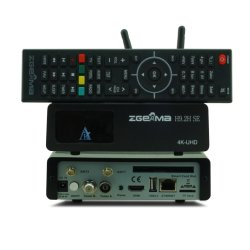 Zgemma H9,2h SE DVB-S2X+DVB-T2/C 4K UHD Combo Receiver Android Box