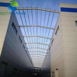 Estructura de acero de la luz de la construcción del bastidor de acero de construcción prefabricados