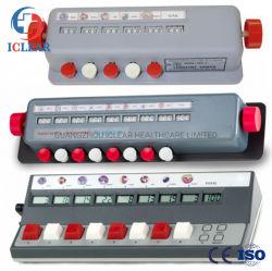 Contador Diferencial Hand-Tally laboratório 8 Contador de células do sangue de Chave