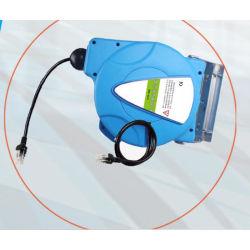 L'échelle automatique enrouleur de câble Câble rétractable de lève-Cordon d'alimentation, cordon 10m du rabatteur