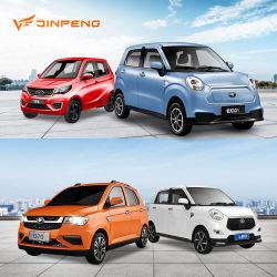 Jinpeng Ec01 2021 New Energy Electric을 위한 원스톱 솔루션 차량 골프 카트 고속 EV 차량 전기 자동차 차량 상용 차량
