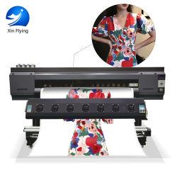 Impression rapide un rouleau à l'impression textile sublimation directe Polyester 5113 tête d'impression de l'imprimante