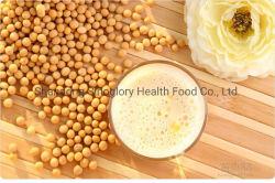 Proteína de soja isolar 90% Não Sedment sem camadas de bom gosto