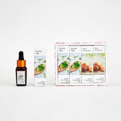 아로마 테라피를 위한 식물 로즈 앤 라벤더 에센셜 오일 스피릿을 즐기세요 향기 램프 가습기의 방향족