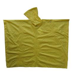 PVC RAIN Poncho 100% 防水雨用ウェア