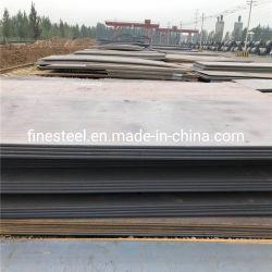 Быстрорежущая формовка Высокотемпературная прочность Стальная плита для огневых работ Работы по фиксации из легированной стали