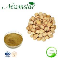Pure à 100 % de la poudre de haute qualité extrait de réglisse Extrait Extrait de réglisse//extrait de racine de réglisse échantillon gratuit d'alimentation