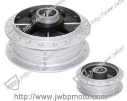 pièces de rechange de haute qualité populaire moto moyeu de roue arrière pour AX-100