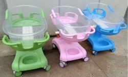 CE ISO 높이 조절식 아기 크래들 스윙 로킹 유아용 침대