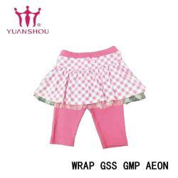 Настраиваемые хлопка моды девочек/мальчиков/детей/грудных ребенка/детей трикотажные Fullprint брюки из группы торговых марок