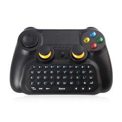 لوحة مفاتيح لاسلكية للوحة المفاتيح 3 في 1 2.4 جيجاهرتز متعددة الوظائف لوحة لمس لنظام Android جهاز كمبيوتر Smart TV Box