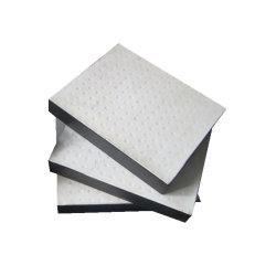 PTFE Teflonstahl verstärkte elastomere Plättchen-Peilung