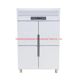 China Hot Selling Four Doors Luxe Direct Cooling Koelkast / vriezer