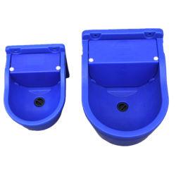 Plastikkuh-trinkendes Filterglocke-Blau/Vieh /Horese/Sheep, das Filterglocke-/Wasser-Trinker für Viehbestand trinkt
