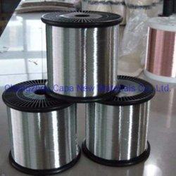 La Chine plaqués en cuivre étamé de haute qualité sur le fil d'aluminium utilisé pour les connexions de flexible contrôlée