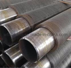 T5 ASTM A213 TP 316L 321L 347および304のステンレス鋼のひれ付き管の高圧ひれ付き管