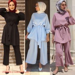 2020년 새로운 도매 Kedah Baju Kurung Cotton Malaysia Kebaya moden 주바 드레스 부티크, 바주 멜라유라야 여성 이슬람 복장, 이드 이슬람 의류 여성 의류