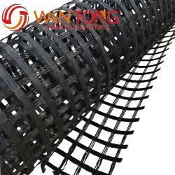 글로벌 고온 지오그리드 제조업체 유리섬유 플라스틱 폴리에스테르 플라스틱 Geogrid 사양 완료