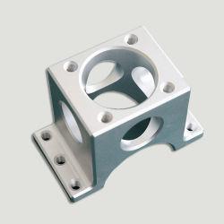 قطع غيار مخصصة عالية الدهني CNC عملية عمل معدنية من الفولاذ المقاوم للصدأ الشركة المصنعة ثابتة