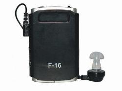 Audio F-16 di Amplifer del prodotto Pocket delle protesi acustiche