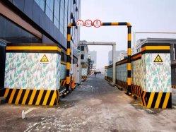 Um-48002800Iwildt L x Sistema de Inspeção de segurança de raios-Ai motor gráfico inteligente com alta configuração para grandes camiões em logística Park