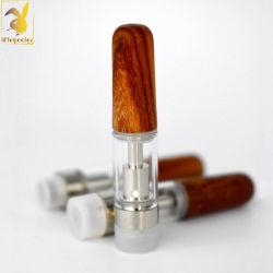 جديدة وصول خشبيّة فم طرف مرذاذ [كبد] سميك زيت خرطوشة 510 خيط سنّ اللولب إفريز قطر طرف [فب] قلم