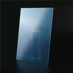 Прозрачный Skylight ПК двойные стены кровельных листов из поликарбоната для скрытых полостей в мастерской