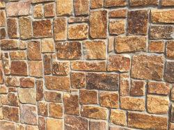 Природного камня Ржавчина ослабление камня для внешних и внутренних стен,камин,открытый ландшафтный стиле,колонок