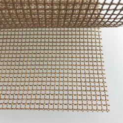 Grande Anti-Crepa della fibra di vetro dei lavoratori migranti della stanza bianca dell'aggraffatura autoadesiva che tesse il salone resistente a temperatura elevata del manuale del panno del Gridding
