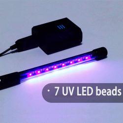 2020 Hot-Sale LED de desinfecção varinha germicida UV portátil Ultravioleta Esterilizador de luz da lâmpada UV