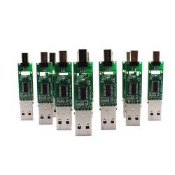 PCBA OTG de Spaanders van uitstekende kwaliteit 2GB 4GB 8GB 16GB 64GB 128GB Geen Geval