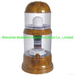 Pot purificateur d'eau minérale/distributeur de filtre à l'eau potable/Dispositifs de filtration de l'eau minérale Qy-16G-3