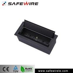 Presa elettrica/presa da tavolo a doppia faccia/presa per connettore maschio nascosto fabbrica OEM
