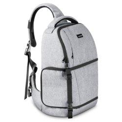 Чехол для фотокамер строп рюкзак с мягким делителей для цифровой зеркальной фотокамеры