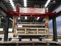 Automatisches Baustein-Gerät setzte den konkreten AAC Block mit Kohlensäure durch, der der Maschinen-AAC Panel-Produktionszweig Block-Maschinen-des Hersteller-AAC bildet