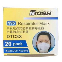 高品質の熱い販売のアメリカの標準Niosh N95のマスクのマスク