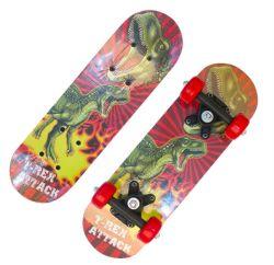 Mini Girls Toys Gift 17 Wooden Maple Skate Board