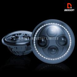 긴 수명 7 LED 트럭 헤드라이트 다중 색깔 헤드 램프