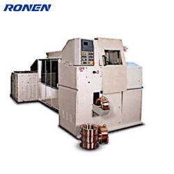 إنتاج ماكينة سحب أسلاك كابل لحام أحادية السرعة من ثاني أكسيد الكربون الخط