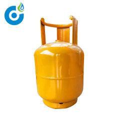 가나 달리 공장 판매 가격 요리 가스 실린더 도매 소 6kg LPG 가스 크기