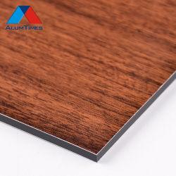 PVDF ACP Panel Compuesto de Aluminio Exterior hojas