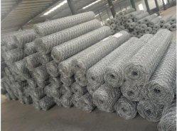 Met PVC gecoat steenvangnet 2,7 mm Gabion Box voor Dam Bescherming