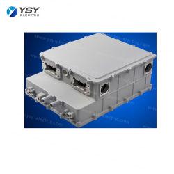 Aluminio moldeado en arena Auto/caja de batería de coche/Case/Shell con el mecanizado CNC