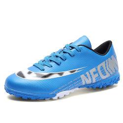 تصميم يمهّد كرة قدم عال مطّاطة كرة قدم أحذية لأنّ رجال نساء