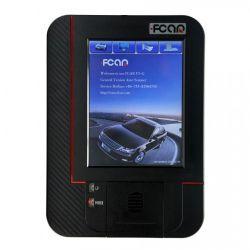 De originele Scanner Fcar van Fcar f3-g (f3-w + f3-D) voor de Auto's van de Benzine en de Op zwaar werk berekende F3 G van Vrachtwagens Handbediende Update van de Scanner online