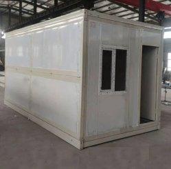 Shanghai-zusammenklappbares faltendes Behälter-Porthaus für Büro und Anpassung