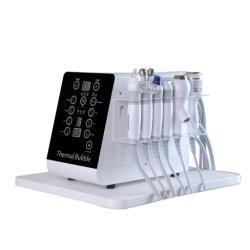 1개의 온천장 얼굴 아름다움 기계 Dermabrasion RF 생물 드는 초음파 PDT 피부 수세미 산소 제트기 껍질에 대하여 다기능 6