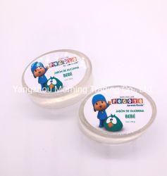 Produttore all'ingrosso Personalizza sapone colorato di glicerina 100g sapone da bagno Fiore Sapone da bagno